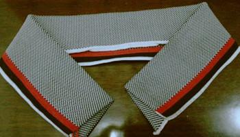 横机罗纹领口怎么缝制才美观?