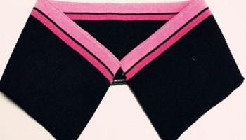 横机罗纹领排针方法