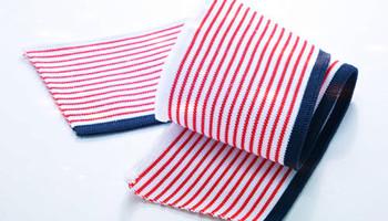横机罗纹领生产工艺介绍
